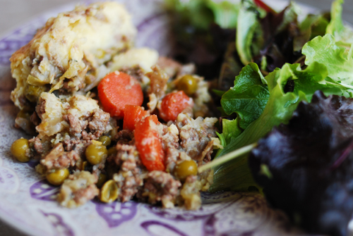 Southwestern Irish Cottage Pie
