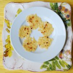 Spicy Lacey Cheese Crisps