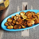 Salt and Pepper Plantains
