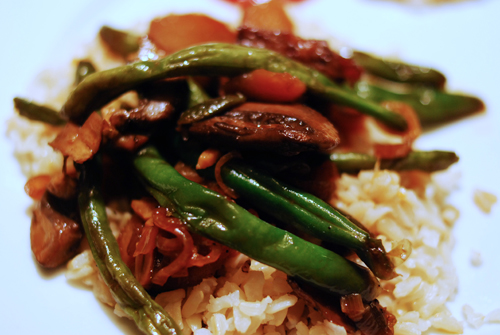 Mongolian Beef Suzanne Style